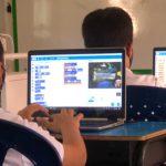La programación y el pensamiento computacional en el Colegio los Portales de Villavicencio